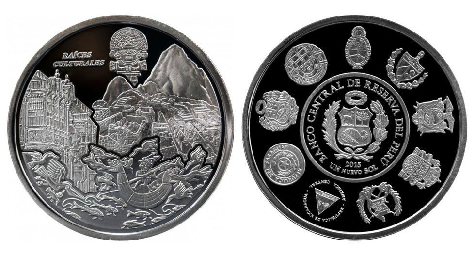 BCR: Las diez monedas y medallas conmemorativas más vendidas - 3