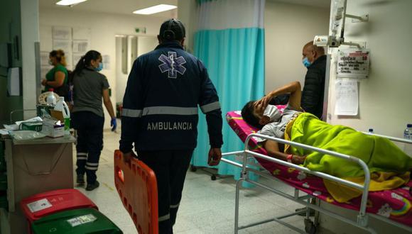 Coronavirus en Colombia | Últimas noticias | Último minuto: reporte de infectados y muertos por COVID-19 hoy, lunes 02 de agosto del 2021. (Foto: Andres Cardona/Bloomberg).