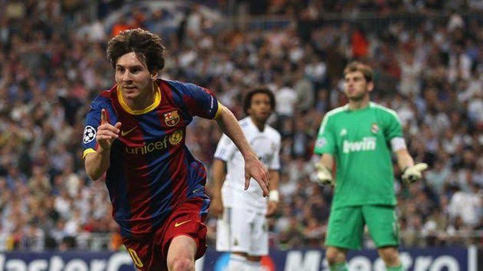 Semifinal Champions League: Barcelona 2-0 Real Madrid