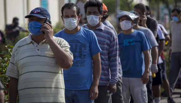 """El especialista Gabriel Carrasco-Escobar considera que Perú """"aún no cumple con las condiciones claves"""" para levantar la cuarentena. (Foto: GEC/Anthony Niño de Guzman)"""