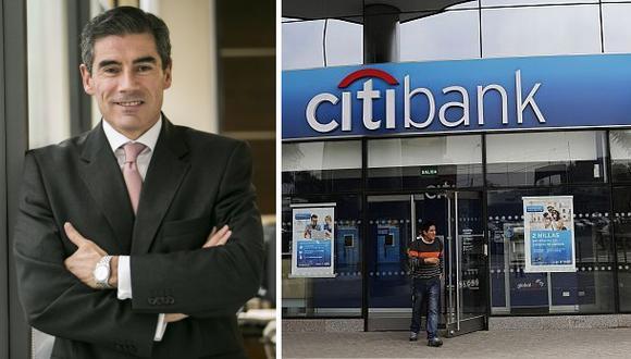 Mario Farren es el nuevo gerente general de Citibank en Perú