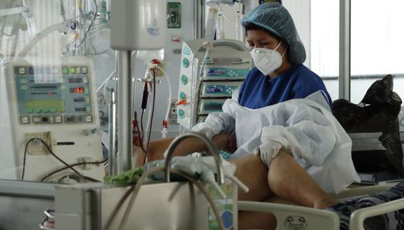 Coronavirus en Colombia | Últimas noticias | Último minuto: reporte de infectados y muertos hoy, domingo 07 de febrero del 2021 | Covid-19 | EFE/ Mauricio Dueñas Castañeda