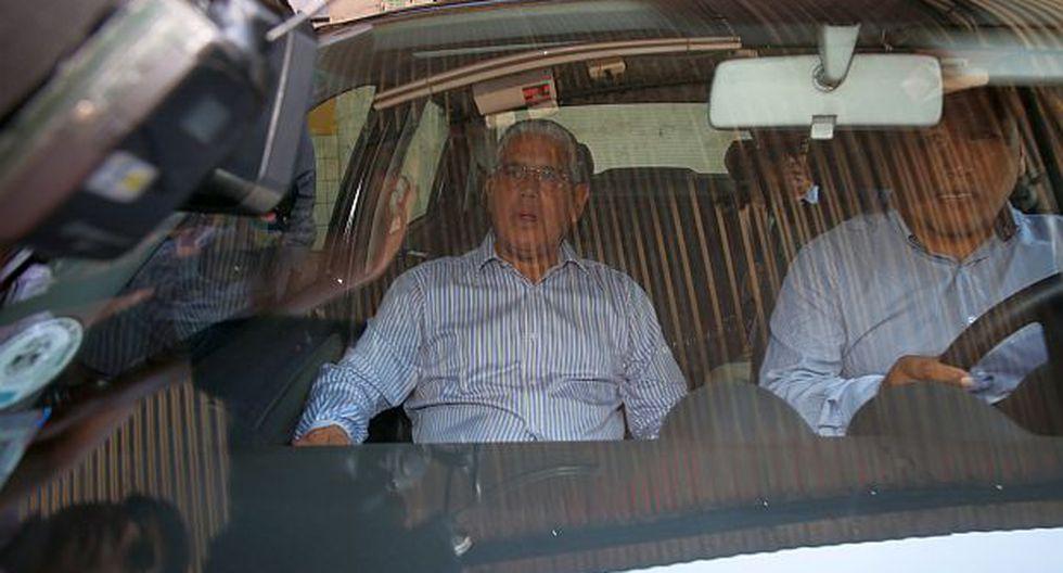 López Meneses no se presentó ante comisión que lo investiga