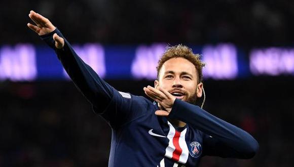 Neymar renovó su vínculo con el PSG hasta 2025. (Foto: Getty Images)