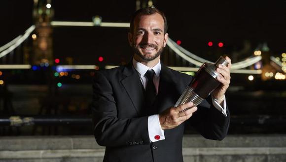 Bartender Charles Joly de EE.UU. ganó el World Class 2014
