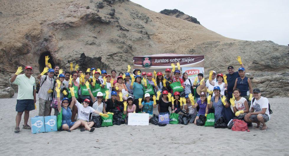 Campaña HAZla: 343 kilos menos de basura en Puerto Viejo - 1