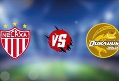 [EN DIRECTO] Necaxa vs. Dorados EN VIVO vía ESPN 2: en el Banorte de Culiacán por la fecha 6° de la Copa MX