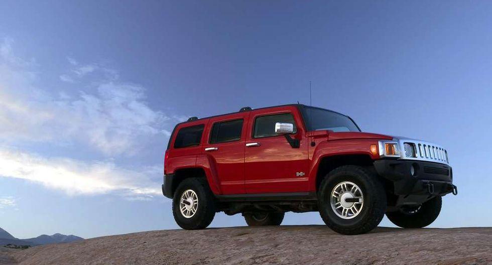 El Hummer EV estará disponible en una versión que ofrecerá hasta 1.000 HP.