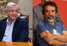 López Obrador envía agradecimientos al actor Damián Alcázar por mensaje de apoyo