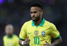 Neymar, de baja durante cuatro semanas por una nueva lesión