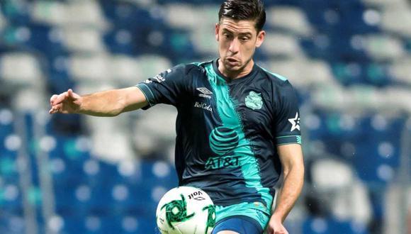 Santiago Ormeño firmó por cuatro años con León tras su paso por Puebla (Foto: EFE)