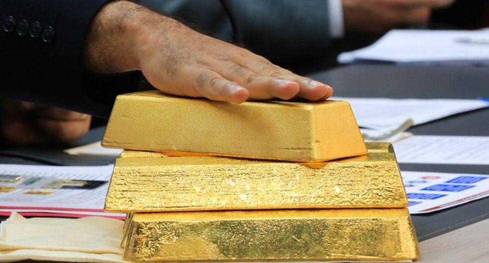 En total, 932 kilos de oro venezolano de alta pureza, casi una tonelada, se encontraban empaquetados en maletas de lujo dentro de la avioneta interceptada en Aruba por autoridades locales y estadounidenses. (Archivo / El Nacional, GDA)