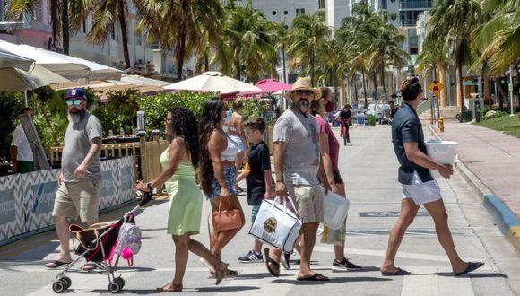 Coronavirus en Florida | Ultimas noticias | Último minuto: reporte de infectados y muertos viernes 10 de julio del 2020 | Covid-19 | (Foto: EFE/EPA/CRISTOBAL HERRERA).