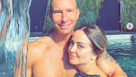 Ambos tienes más de 20 años casados y fruto de su matrimonio nacieron dos hijas. (Foto: Andrea Legarreta / Instagram)