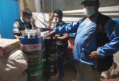Madre de Dios: Fiscalía decomisa cerca de 4 kilos de mercurio en Tambopata