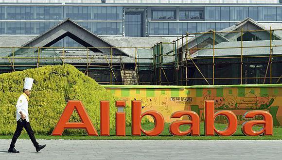 Alibaba triunfó en su salida a bolsa y recaudó US$21.800 mlls.