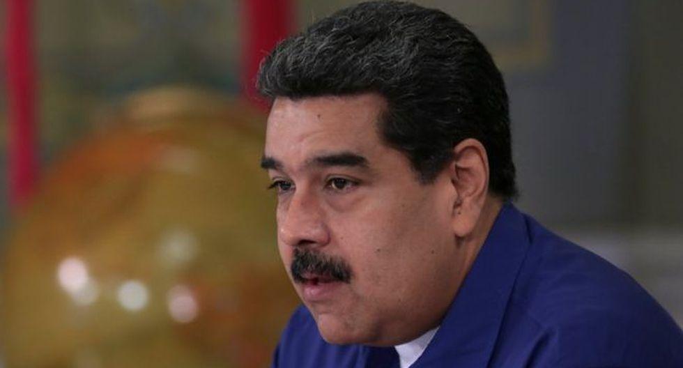 El presidente de Venezuela, Nicolás Maduro, denunció que existe un mecanismo externo de guerra económica contra su país que se ha intensificado desde 2016. (Foto: Reuters)