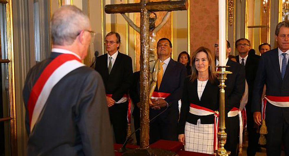 Marilú Martens juró como nueva ministra de Educación - 1