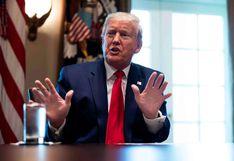 Estados Unidos recomienda usar mascarilla en público, pero Donald Trump dice que no lo hará