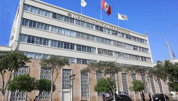 En un comunicado, acusó a Fernando Rodríguez Patrón, jefe del ROP, de demorar en elevar el recurso de apelación al Pleno del máximo organismo electoral. (Foto: Twitter JNE)