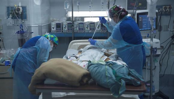 Coronavirus en Chile | Últimas noticias | Último minuto: reporte de infectados y muertos hoy, domingo 20 de junio del 2021. | Covid-19 | (Foto:  EFE/Alberto Valdés).