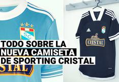 Sporting Cristal: conoce todos los detalles de la camiseta que vestirá durante la temporada 2021