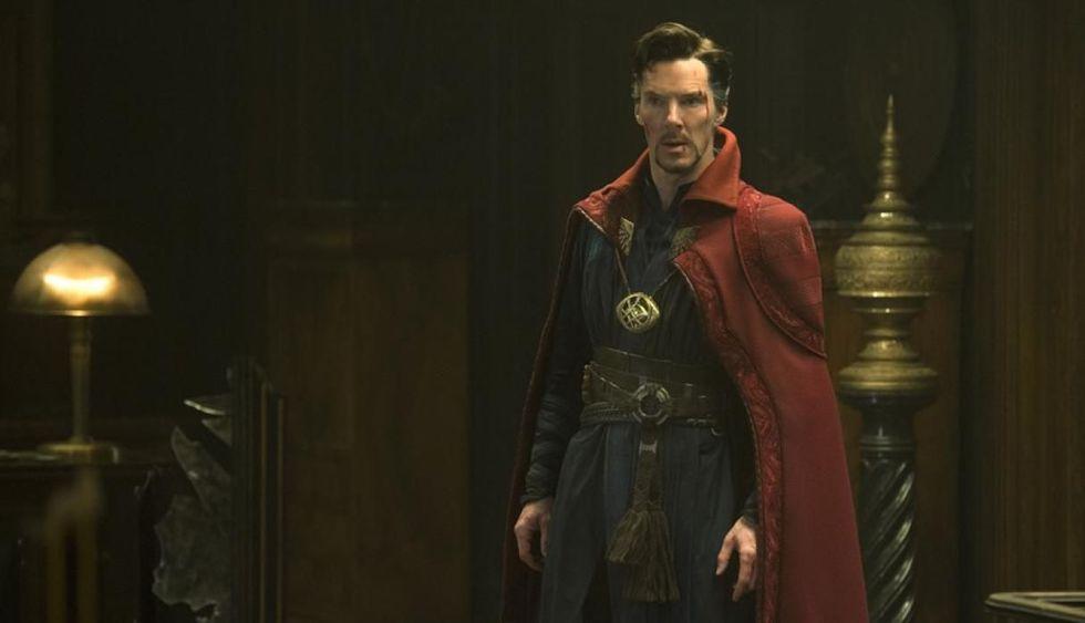 ¿Doctor Strange tendrá un as bajo la manga? (Foto: Marvel)