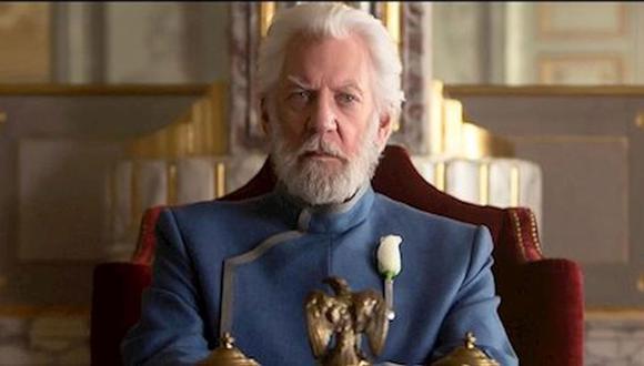 Coriolanus Snow, el villano principal de los Juegos del Hambre, será el protagonista de esta nueva historia de Susane Collins (Foto: Lions Gate Entertainment)