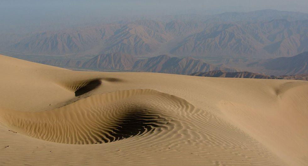 Con 2.078 m.s.n.m., Cerro Blanco es considerada la duna más alta del mundo. (Foto: Flickr)