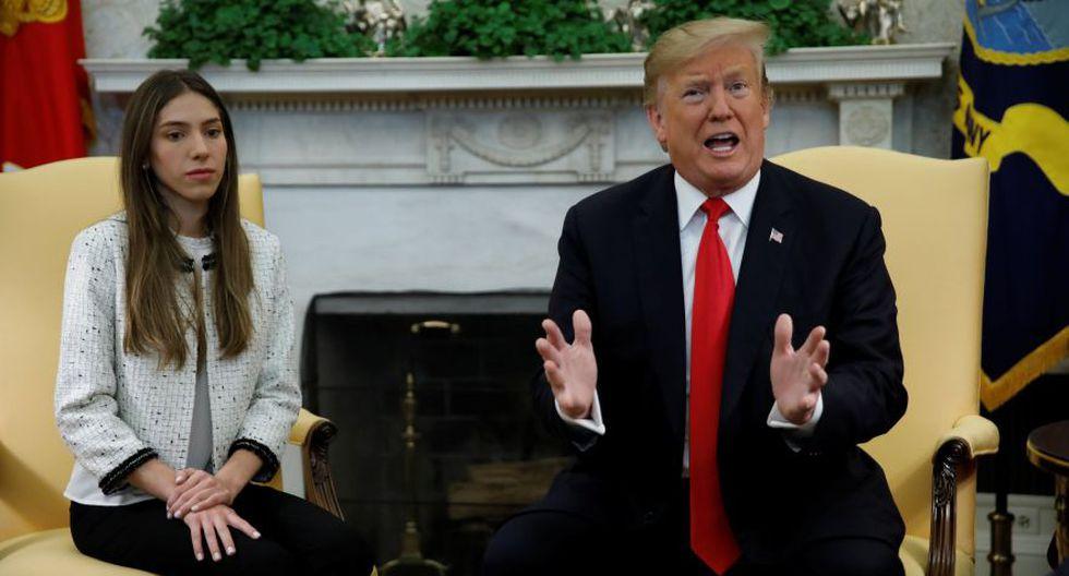 """Donald Trump: """"Rusia tiene que salir"""" de Venezuela. (Reuters)"""