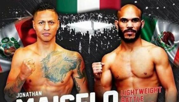 Maicelo: el hilante meme que publicó sobre su próxima pelea. (Foto: Facebook)