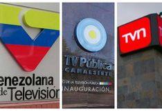 ¿Cuáles son las televisoras públicas en América Latina y cómo funcionan?