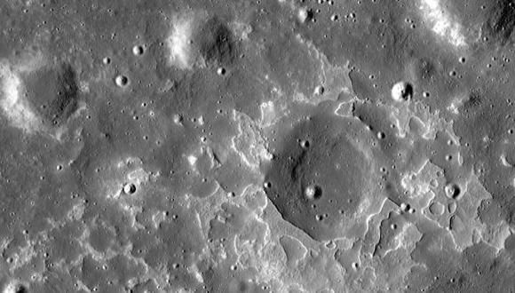Hace 100 millones de años la Luna tuvo volcanes activos