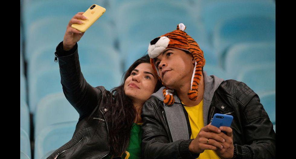 Brasil vs. Paraguay: duelo por Copa América 2019. (Foto: AFP)