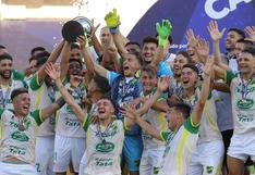 ¡Defensa y justicia campeón!: conoce a los últimos 10 ganadores de la Copa Sudamericana