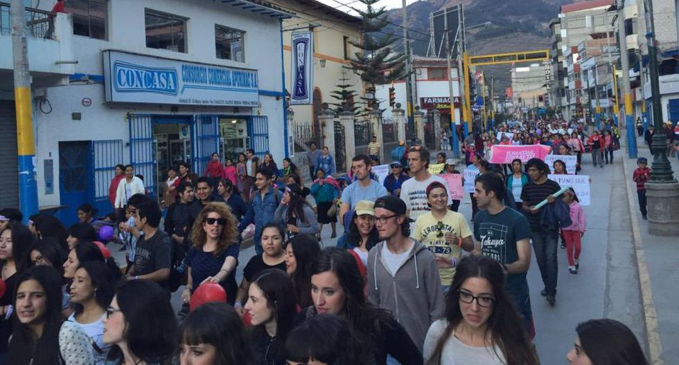 #NiUnaMenos: las movilizaciones en el interior del país [FOTOS] - 20
