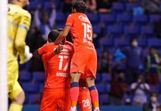Cómo quedó Cruz Azul vs. Puebla hoy por la Liga MX
