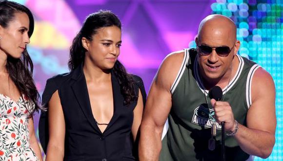 Teen Choice Awards: Vin Diesel homenajeó a Paul Walker [VIDEO]