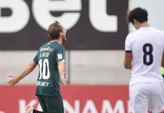 Universitario, con gol de Novick, venció a San Martín por la Liga 1
