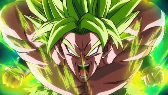 Broly podría alcanzar los niveles máximos de su capacidad como saiyayin legendario. (Foto: Toei Animation)
