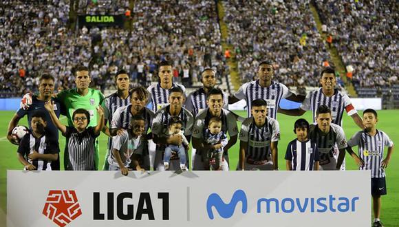 Alianza Lima llevó un promedio de 17 mil hinchas por partido en la Liga 1. (Foto: Club Alianza Lima)