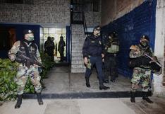 La banda de 'Caracortada' extorsionaba a los colectiveros de la Javier Prado