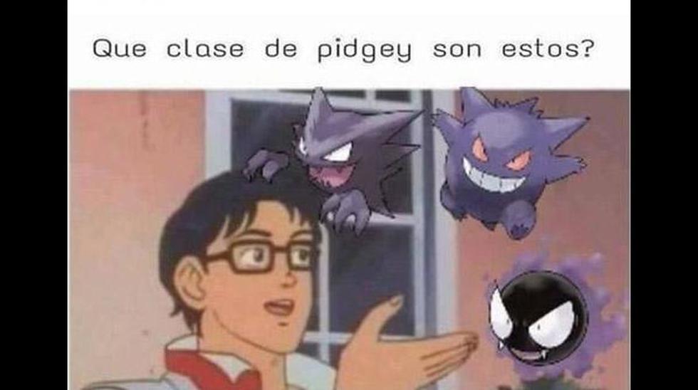 Pokémon Go: los mejores memes que dejó su evento por Halloween - 4