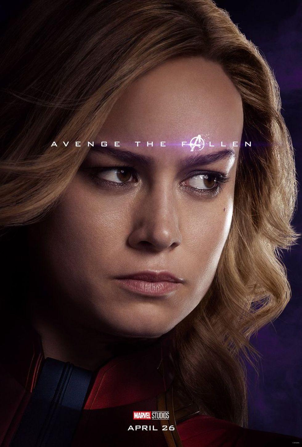 Carol Danvers / Captain Marvel (Foto: Avengers: Endgame / Marvel Studios)