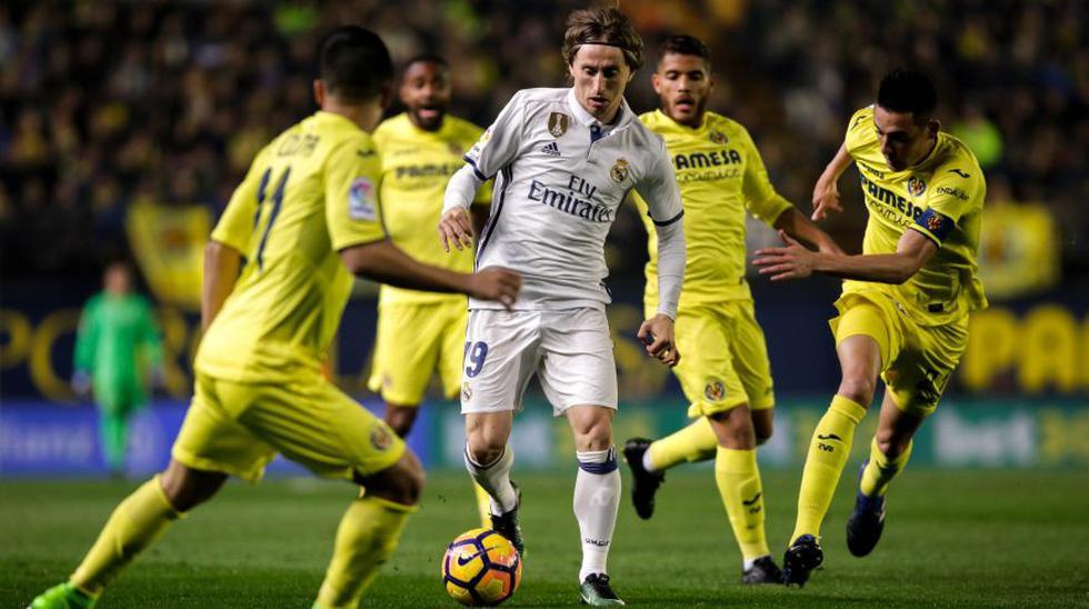 Real Madrid vs. Villarreal: la remontada merengue en imágenes  - 5