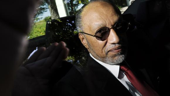 Mohammed bin Hammam afp