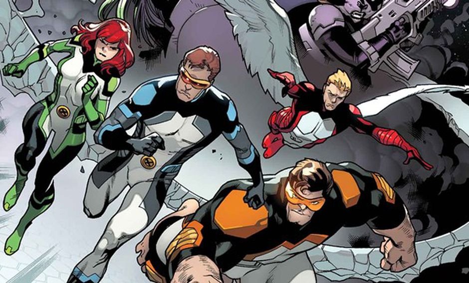 """X Men"" tendrá serie de TV desarrollada por Fox y Marvel"