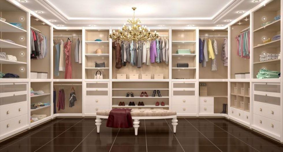 Casa y Más: 5 razones para implementar un walk-in closet en tu ...