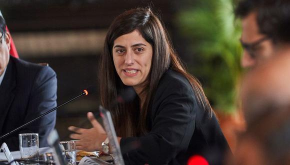 María Antonieta Alva, titular de Ministerio de Economía y Finanzas (MEF). (Foto: EFE/ Christian Ugarte)