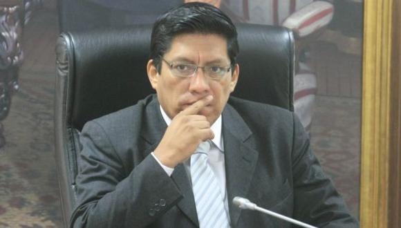 Vicente Zeballos: Se ha empezado a descabezar la red Orellana